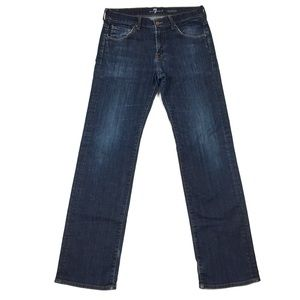 7 For All Mankind Austyn Straight Leg Jean